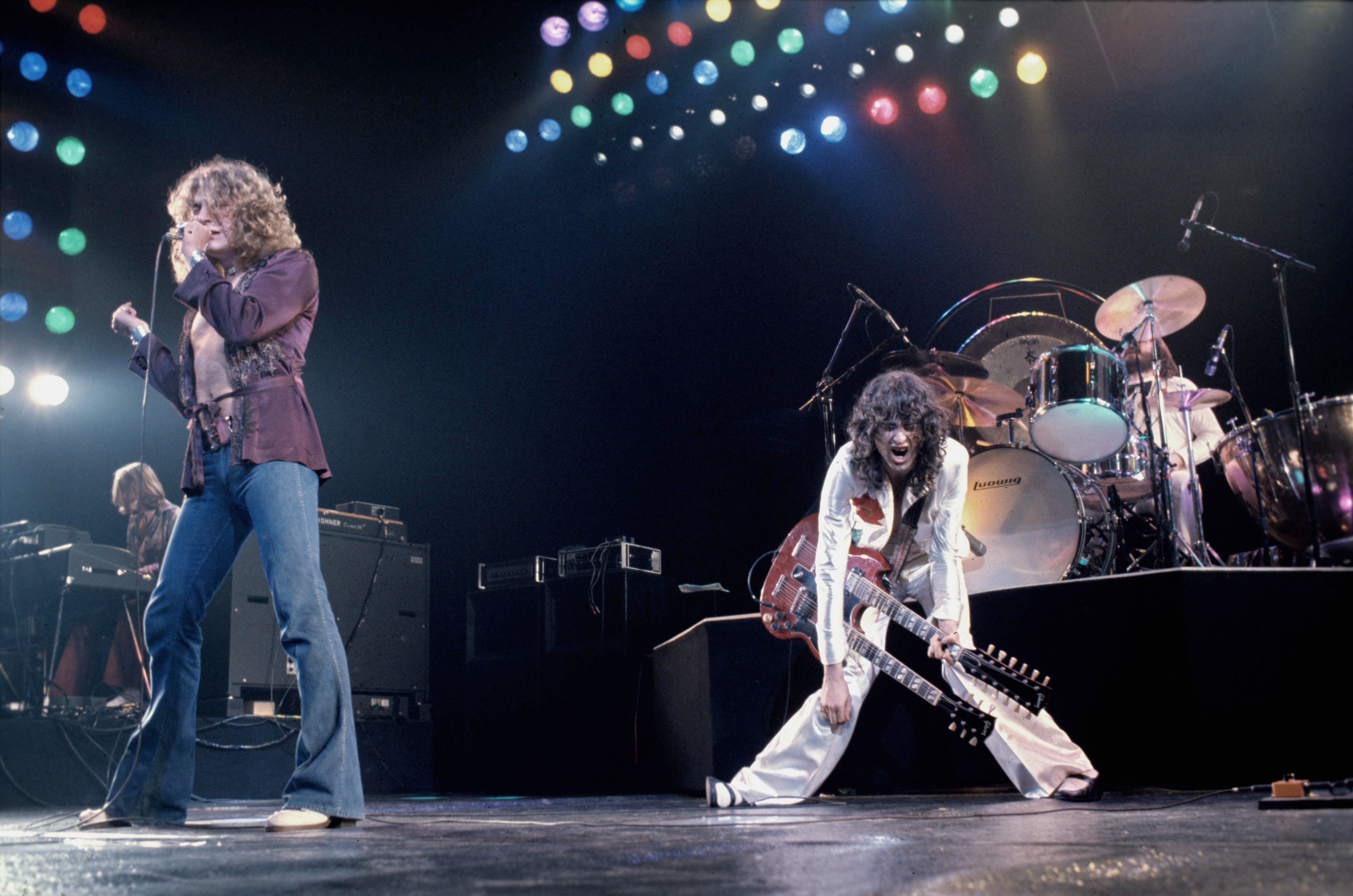 a history of the band led zeppelin The mission of mr jimmy is to revive the magic of led zeppelin which can not express on musical score to bring its energy onto the stage of the present age, an.