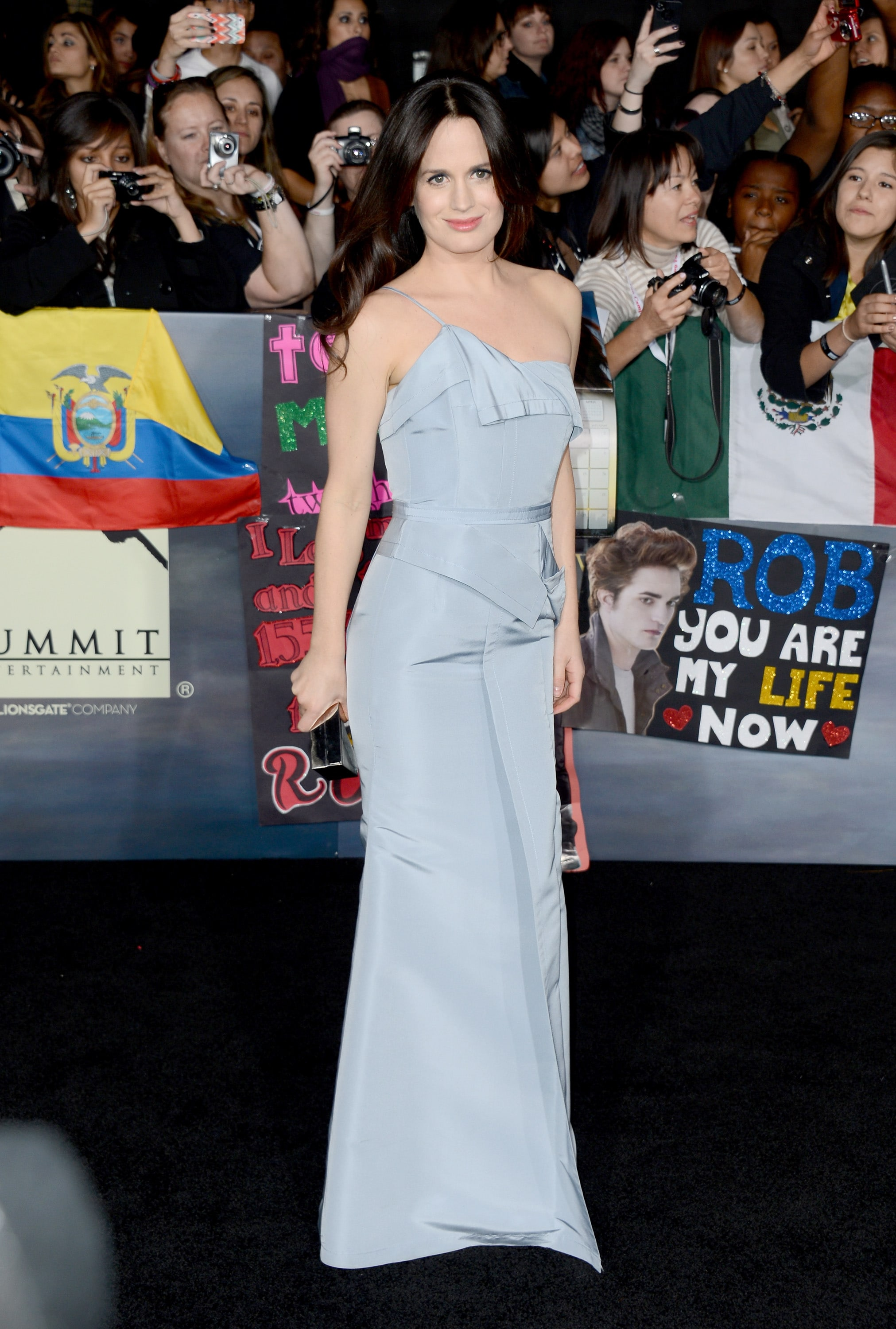 Marlane barnes breaking dawn premiere photos - 350 cc high profile silicone implants images