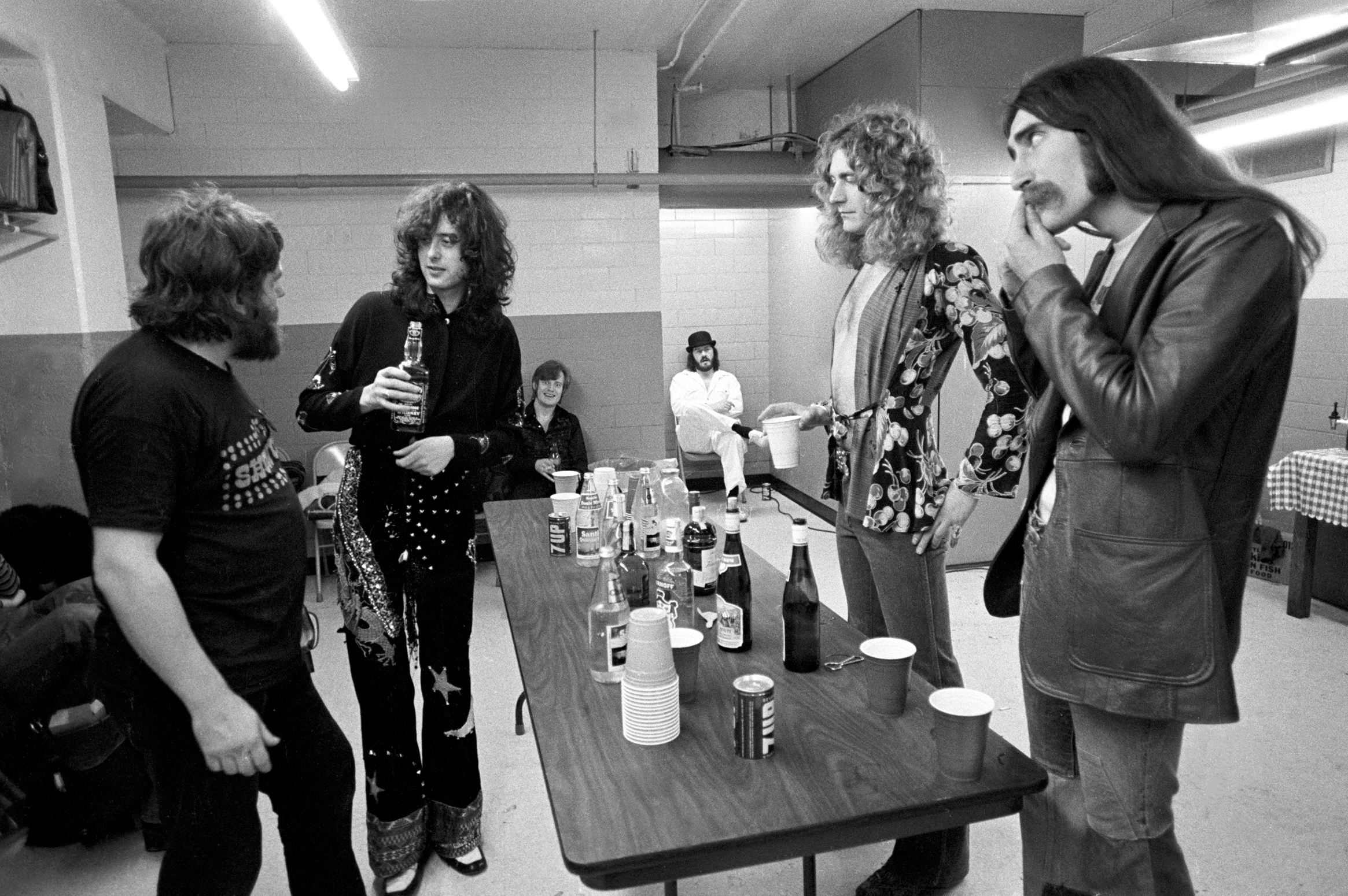 Lawyer: Led Zeppelin Just 'Session Musicians Playing Other