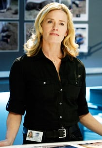 Elisabeth Shue on csi