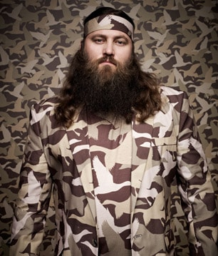 Duck Dynasty Willie Robertson without Beard