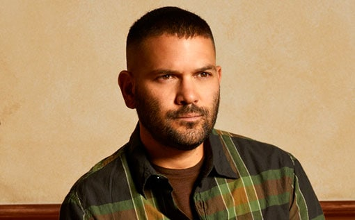 "Guillermo Diaz, ""Scandal"""