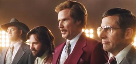 'Anchorman 2' Trailer Compares Ron Burgundy to Jesus, Jay-Z | The Wrap Movies