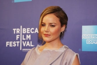 Abbie Cornish at Tribeca