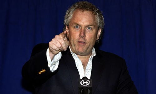 Andrew Breitbart raged against the left