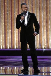 Chris Rock hosting the 77th Academy Awards