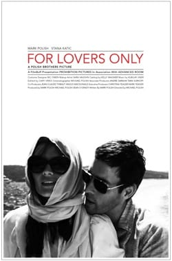 For Lovers Only poster