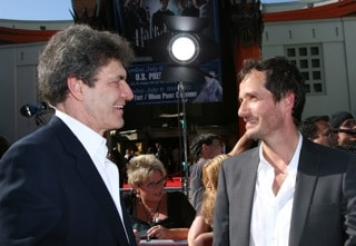 Alan Horn and David Heyman