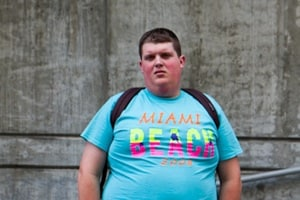 Jacob Wysocki in Fat Kid Rules the World