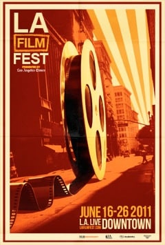 Los Angeles Film Festival poster