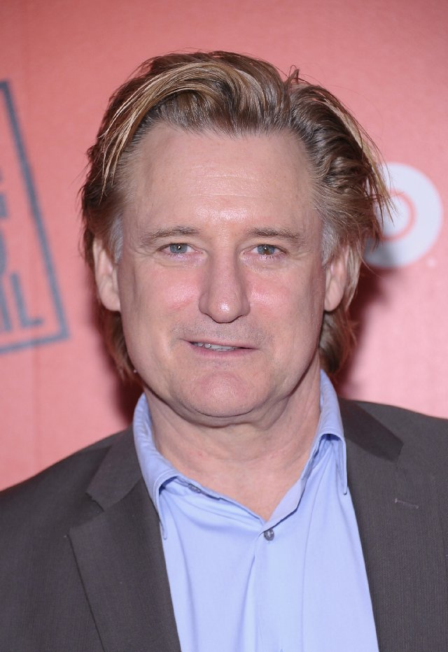 Bill Pullman is about ...