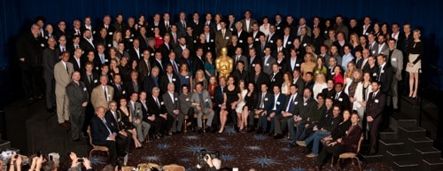 Oscar Nominees Portrait