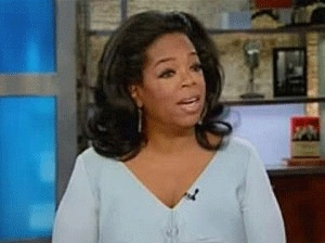 Oprah Winfrey on CBS This Morning
