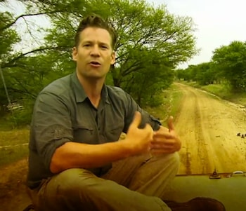 Richard Engel, NBC foreign correspondent, is launching a new series on iPad