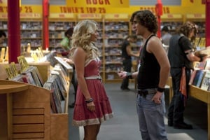 Julianne Hough and Diego Boneta