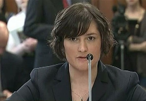 Sandra Fluke is target of Rush Limbaugh
