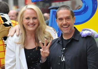 Darla K. Anderson and Lee Unkrich
