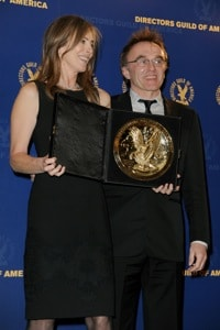 Kathryn Bigelow and Danny Boyle