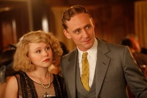 The Fitzgeralds from Midnight in Paris