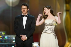 Franco and Hathaway