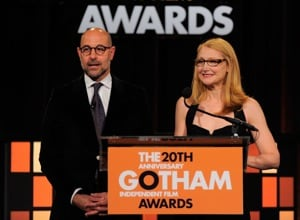 Stanley Tucci and Patricia Clarkson