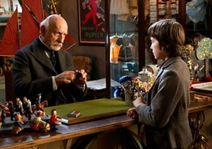 Ben Kingsley and Asa Butterfield