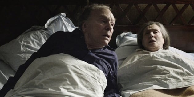 Oscar's Oldest Nominee, Emmanuelle Riva, on 'Amour': It's a Gift In the Last Stage of My Life | The Wrap Awards