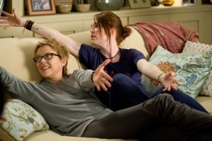 Annette Bening and Julianne Moore