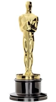Academy Awards statuette