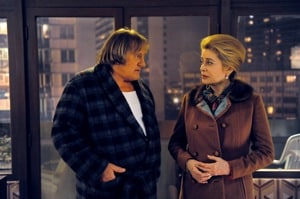 Gerard Depardieu and Catherine Deneuve