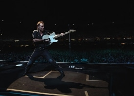 Bruce Springsteen and the E Street Band will perform at the 2012  Grammy Awards