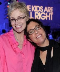 Jane Lynch Lisa Cholodenko LAFF