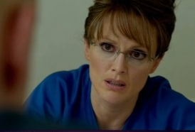 Julianne Moore as Sarah Palin in Game Change