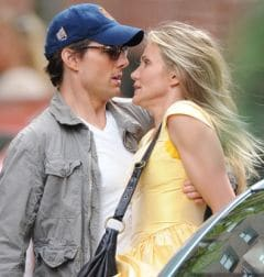 Tom Cruise Cameron Diaz Knight and Day
