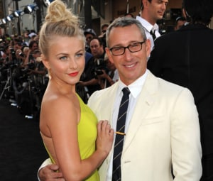 adam shankman and julianne hough