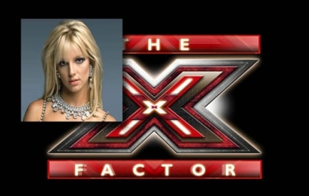 Britney Spears on X Factor
