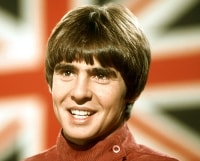 """Monkees"" Singer Wore the Mantle of Teen Idol Effortlessly"