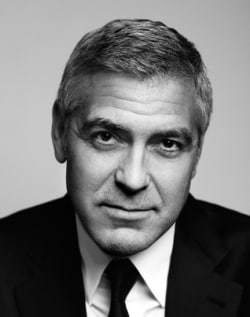 George Clooney is up for Best Actor Oscar