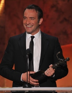 Jean Dujardin at the SAG Awards