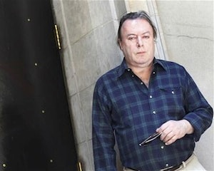 Vanity Fair Columnist Christopher Hitchens Dead at 62