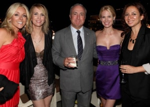 lorne michaels emmy party