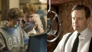 The Social Network and The King's Speech
