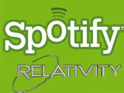 Spotify and Relativity