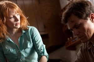 Jessica Chastain and Michael Shannon