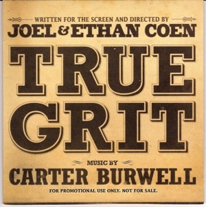 True Grit CD