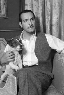 Uggie and Jean Dujardin