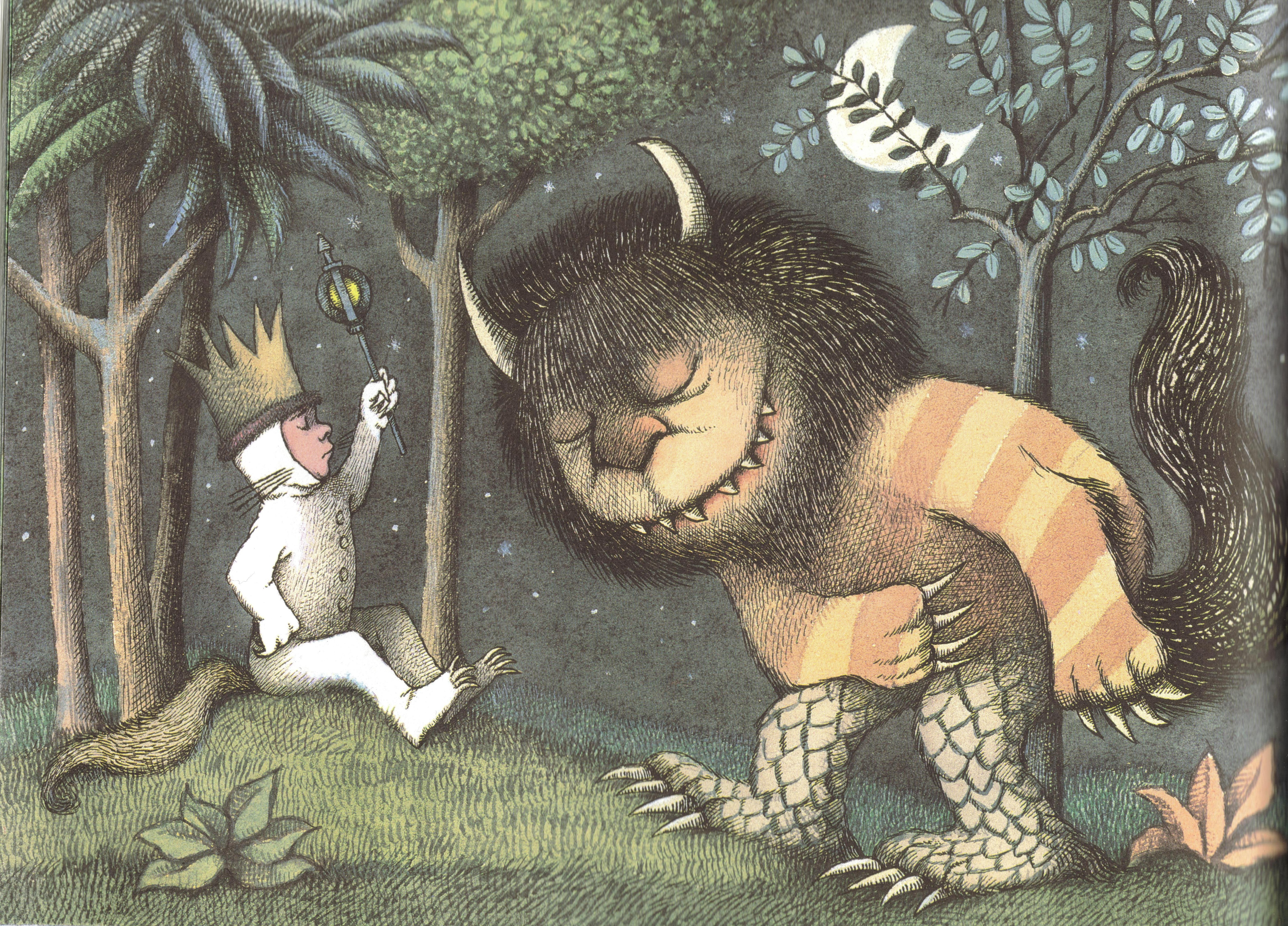 Maurice Sendak, 'Where the Wild Things Are' Creator, Dies at 83 ...