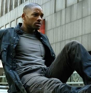I Am Legend Will Smith The Wachowskis Eye Will Smith