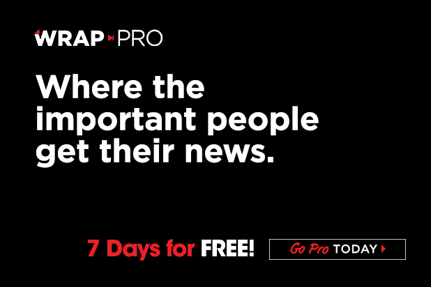 Where the important people get their news. 7 Days for FREE Go Pro TODAY