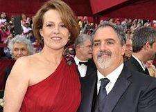 Sigourney Weaver Jon Landau Oscars Avatar